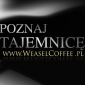 Najdroższa kawa Świata w Pałacyku